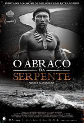 Poster do filme O Abraço da Serpente
