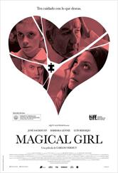 Poster do filme A Garota de Fogo