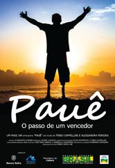 Poster do filme Pauê - O Passo de um Vencedor