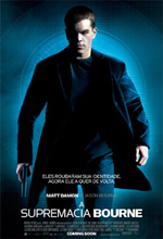 Poster do filme A Supremacia Bourne