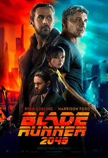 Poster do filme Blade Runner 2049