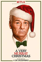 Poster do filme A Very Murray Christmas