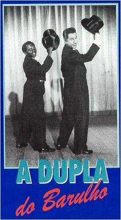 Poster do filme A Dupla do Barulho