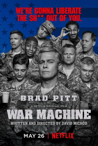 Imagem 1 do filme War Machine