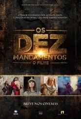 Poster do filme Os Dez Mandamentos: O Filme