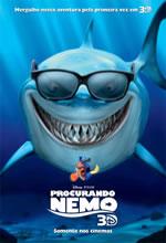 Poster do filme Procurando Nemo 3D