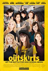 Capa Cool Girls The Outskirts (2016) Torrent 720p 1080p 4k Dublado Baixar