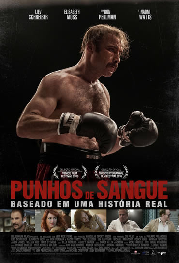 Poster do filme Punhos de Sangue