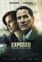 Capa Exposed Torrent Dublado 720p 1080p 5.1 Baixar