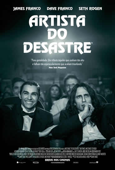 Poster do filme Artista do Desastre