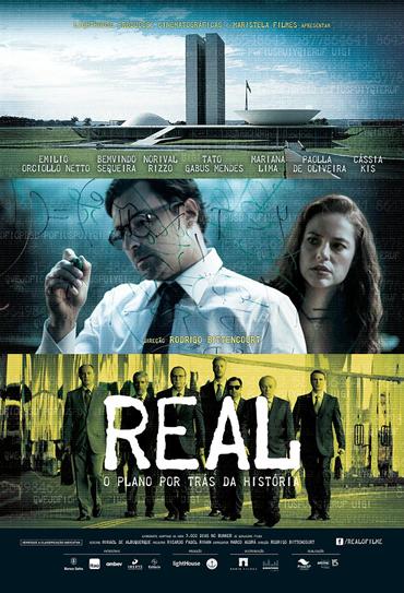 Poster do filme Real - O Plano por Trás da História