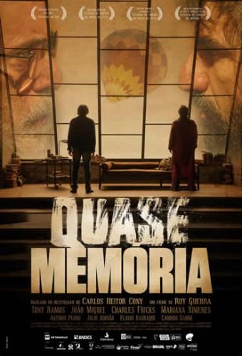 Poster do filme Quase Memória