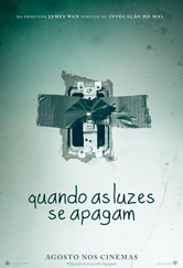 Poster do filme Quando as Luzes se Apagam