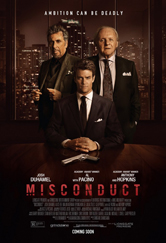 Poster do filme Misconduct