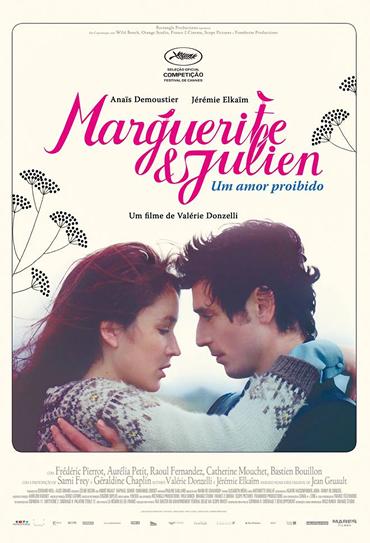 Poster do filme Marguerite & Julien: Um Amor Proibido