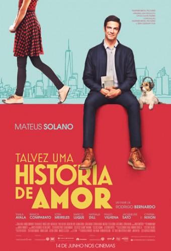 Poster do filme Talvez uma História de Amor