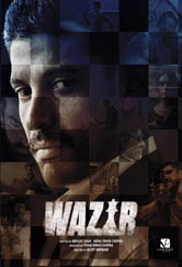 Poster do filme Wazir