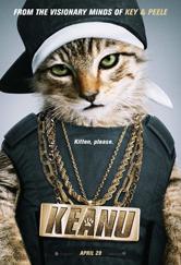 Poster do filme Keanu - Cadê Meu Gato?