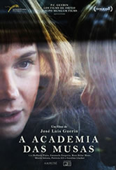 Poster do filme A Academia das Musas