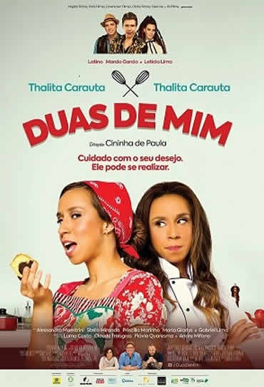 Poster do filme Duas de Mim