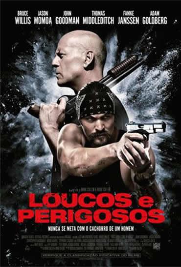 Poster do filme Loucos e Perigosos