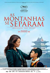 Poster do filme As Montanhas se Separam