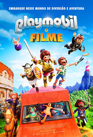 Poster do filme Playmobil - O Filme
