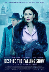 Poster do filme Despite the Falling Snow