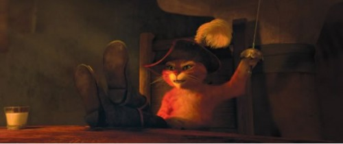 Imagem 3 do filme Gato de Botas