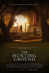 Poster do filme The Hunting Ground - Escolas do Estupro