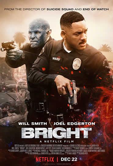 Poster do filme Bright