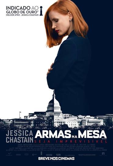 Poster do filme Armas na Mesa