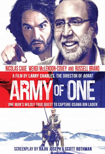 Poster do filme Army of One