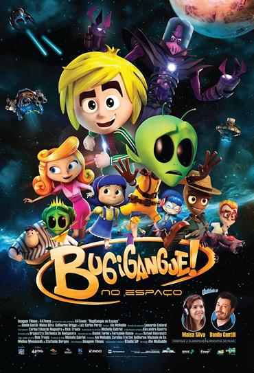 Poster do filme BugiGangue no Espaço