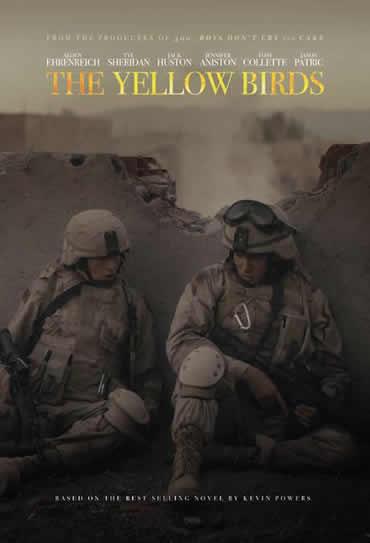 Poster do filme The Yellow Birds