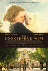 Capa The Zookeeper's Wife Torrent 720p 1080p 4k Dublado Baixar
