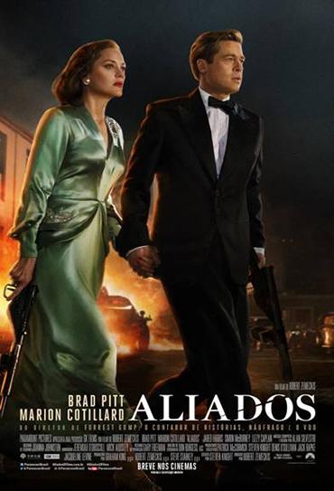 Poster do filme Aliados