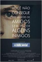 Poster do filme A Rede Social