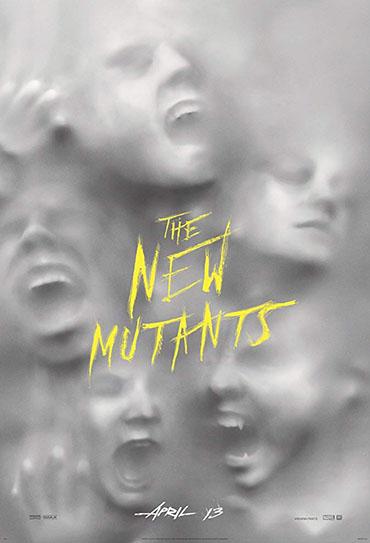 Poster do filme Os Novos Mutantes