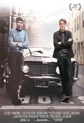 Capa For the Love of Spock Torrent Dublado 720p 1080p 5.1 Baixar