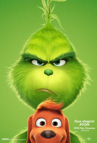 Assistir O Grinch 2018 Torrent Dublado 720p 1080p Online