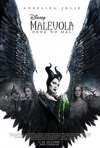 Poster do filme Malévola - Dona do Mal