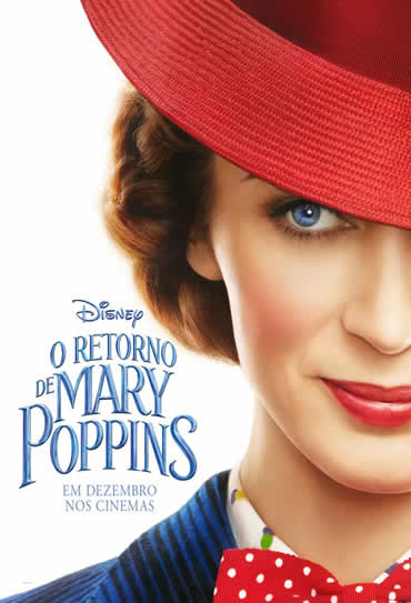 Poster do filme O Retorno de Mary Poppins