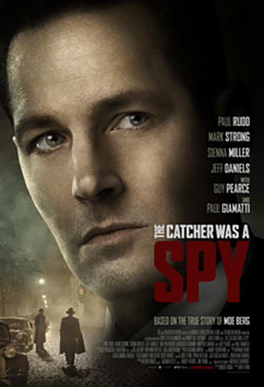 Poster do filme The Catcher Was a Spy