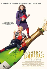 Poster do filme Absolutely Fabulous: The Movie
