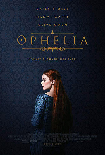 Poster do filme Ophelia