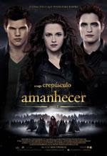 Poster do filme A Saga Crepúsculo: Amanhecer - Parte 2