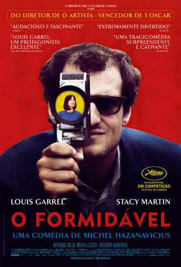 Poster do filme O Formidável