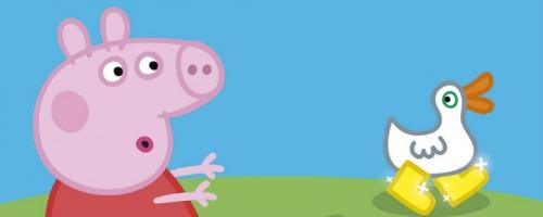 Imagem 1 do filme Peppa Pig - As Botas de Ouro e Outras Histórias ...