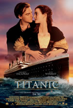 Poster do filme Titanic 3D